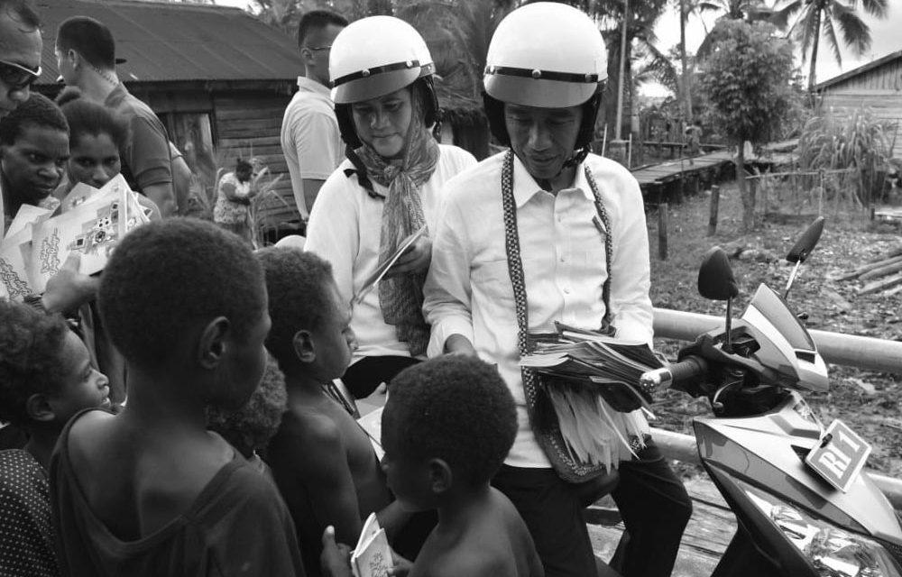 Papua & Jokowi's 2019