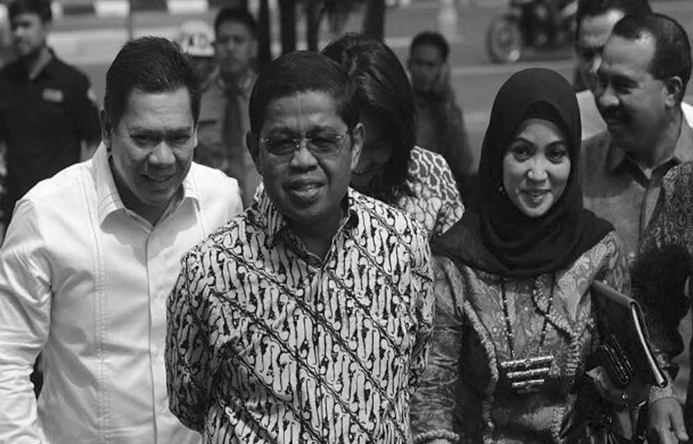 Development on Riau Power Plant Graft Case: Suspect Idrus Marham