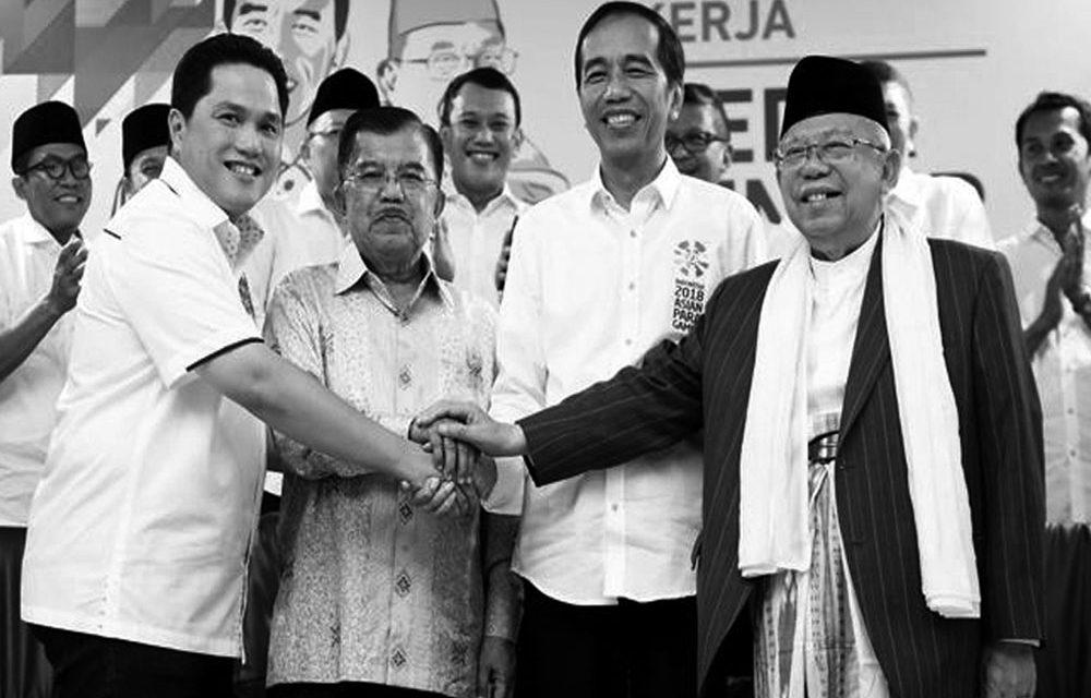 Jokowi-Ma'ruf Campaign Team