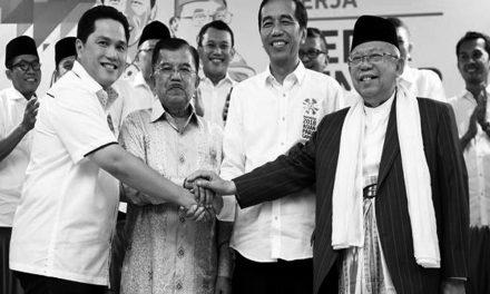 Jokowi-Ma'ruf & 2019 Race