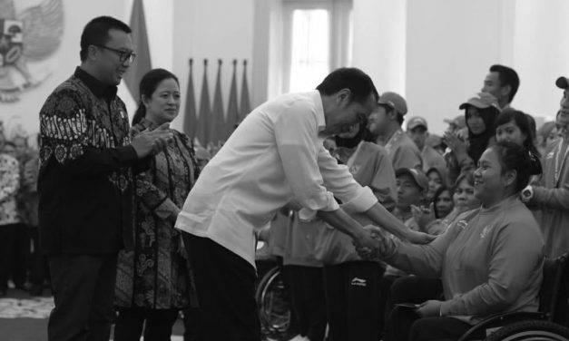 Jokowi and the Year of Sports & Politics