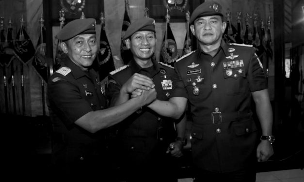 The New Pangkostrad & Jokowi's Consolidation of Power