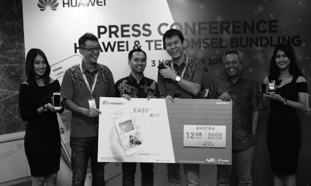 Huawei Operations in Indonesia