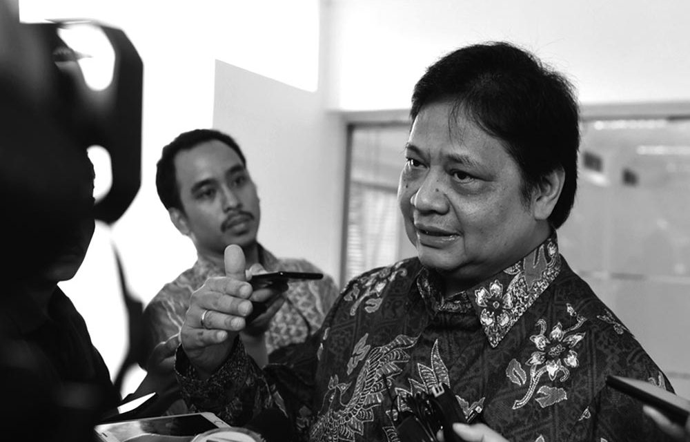 A Sign of Reelection for Airlangga?