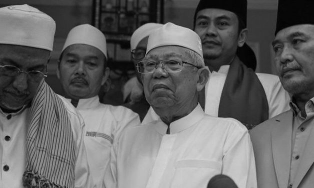 Ma'ruf Amin & the New Cabinet