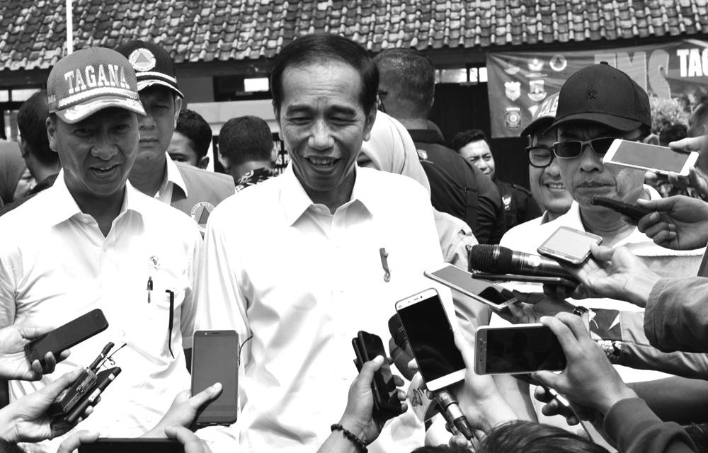A Comfortable Lead for Jokowi