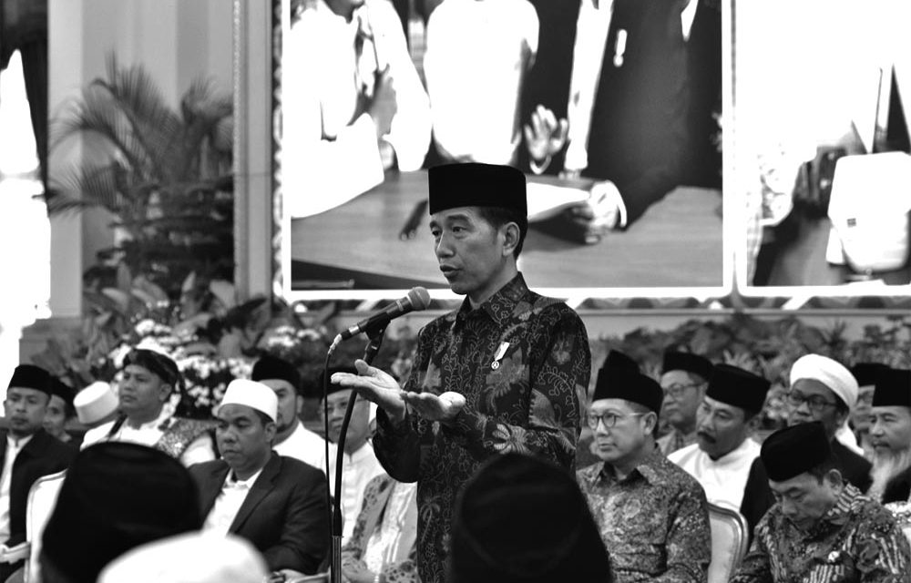 Jokowi-Amin & West Sumatera Battleground