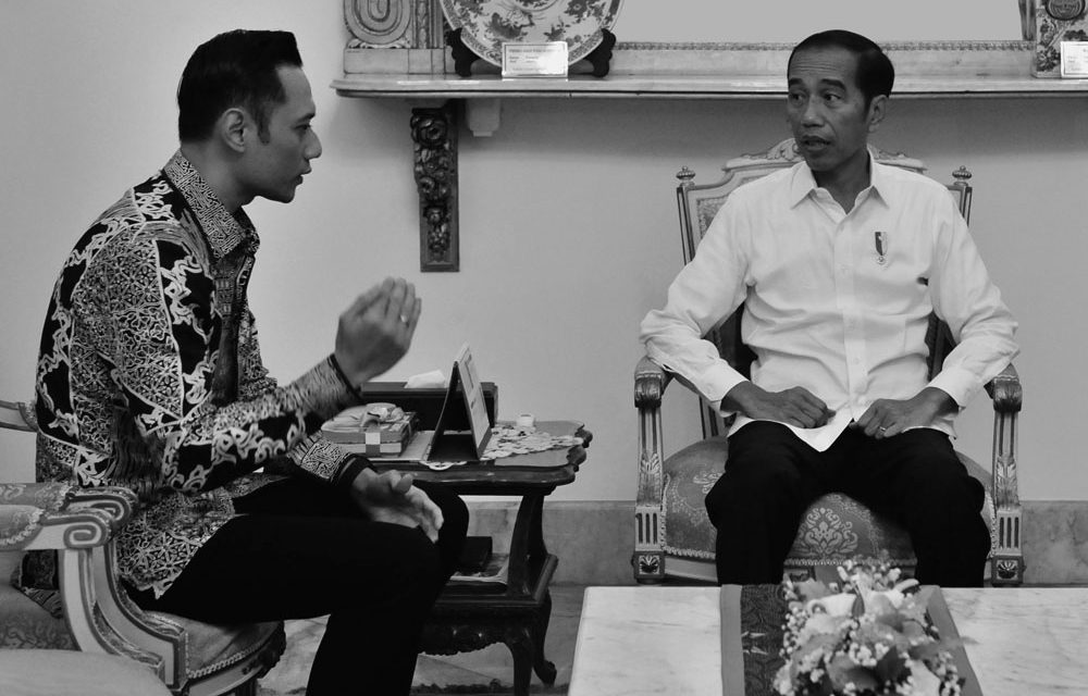 2019 Aftermath: Jokowi's Move (2)