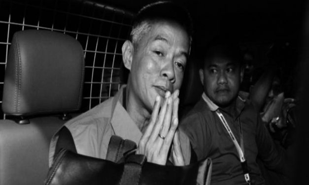 On Corruption in KPU: The Trial
