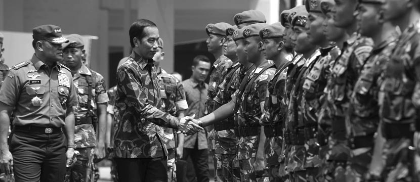Jokowi's 2019 & Consolidation in the Military