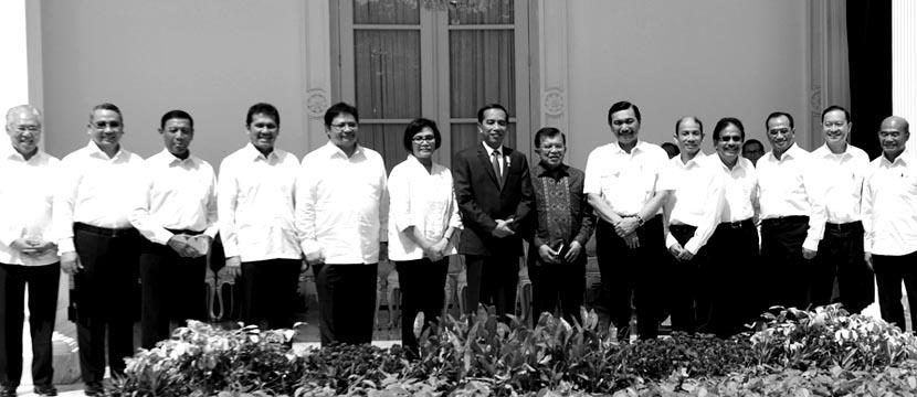 Cabinet Reshuffle Talks