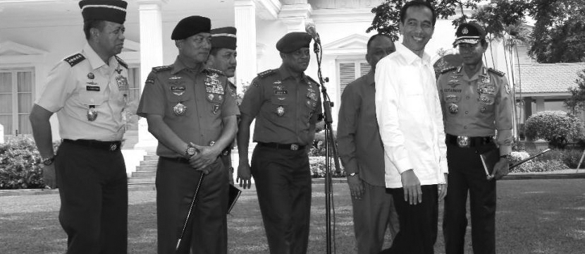 Jokowi's Human Rights Commitment Questioned
