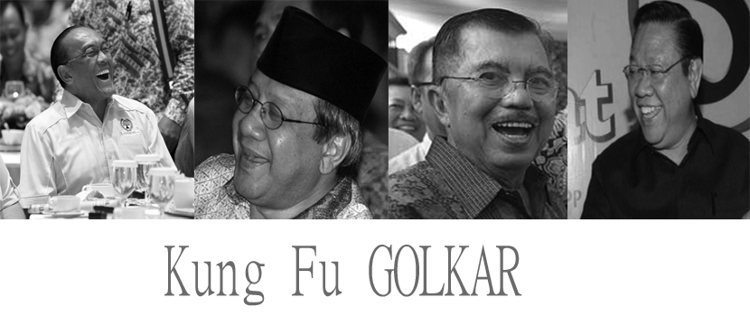 Kung Fu Golkar: Toppling the Bakrie Regime
