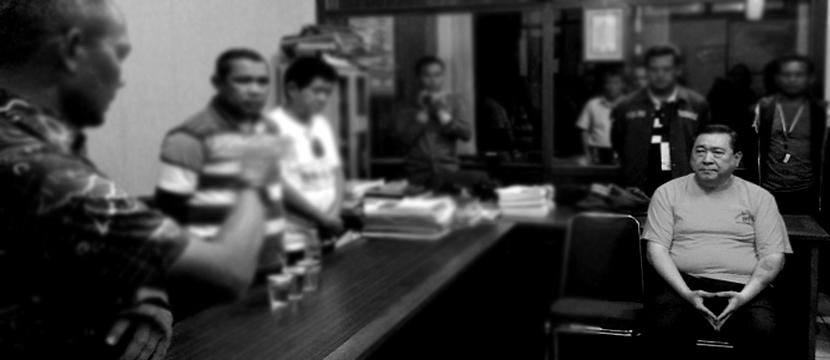 The Arrest of Budiono Tan