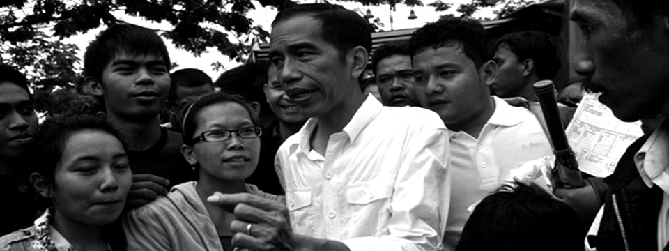 Challenging Times for Jokowi