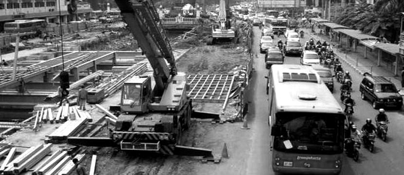 Agreement on Jakarta's Light Rail Project