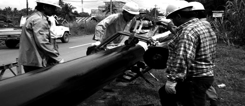 Itochu + Rukun Raharja in Gas Infrastructure