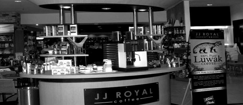 Coffee Industry: JJ Royal Coffee