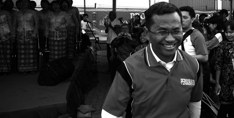 Cases Against Dahlan Iskan