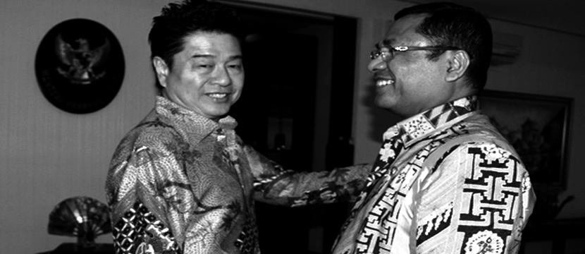 Alfi Gunawan: From Ades to Oasis Water