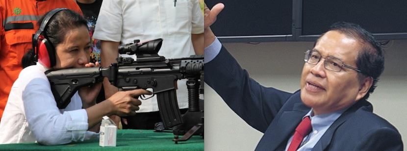 Rini vs Rizal: The Emerging Conflicts (China vs Japan/US)