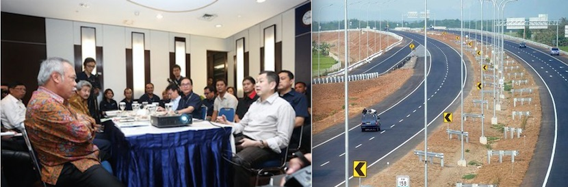 Questioning Acquisition of Toll Road Concessions from Defaulted Investors