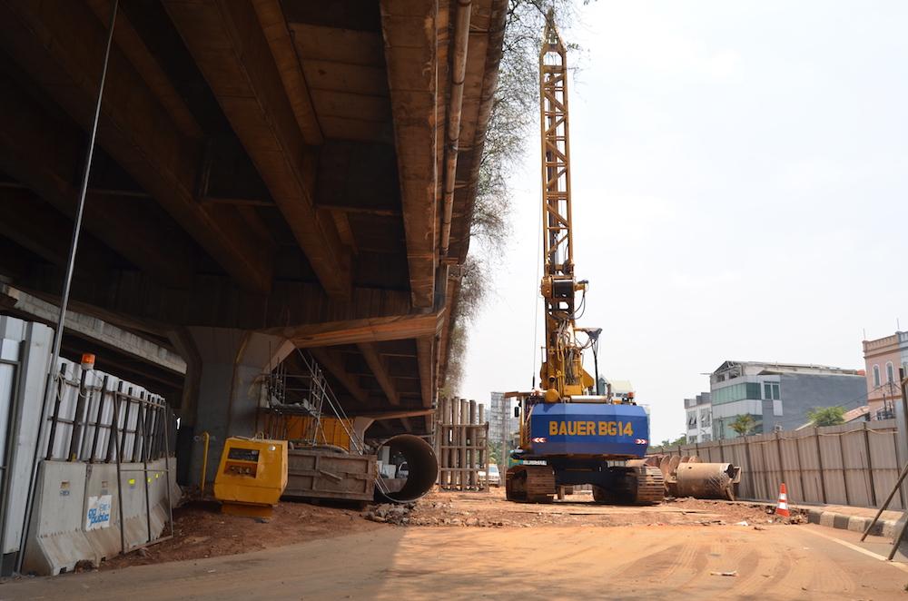 Field Trip (13): More Updates on the MRT Jakarta Project