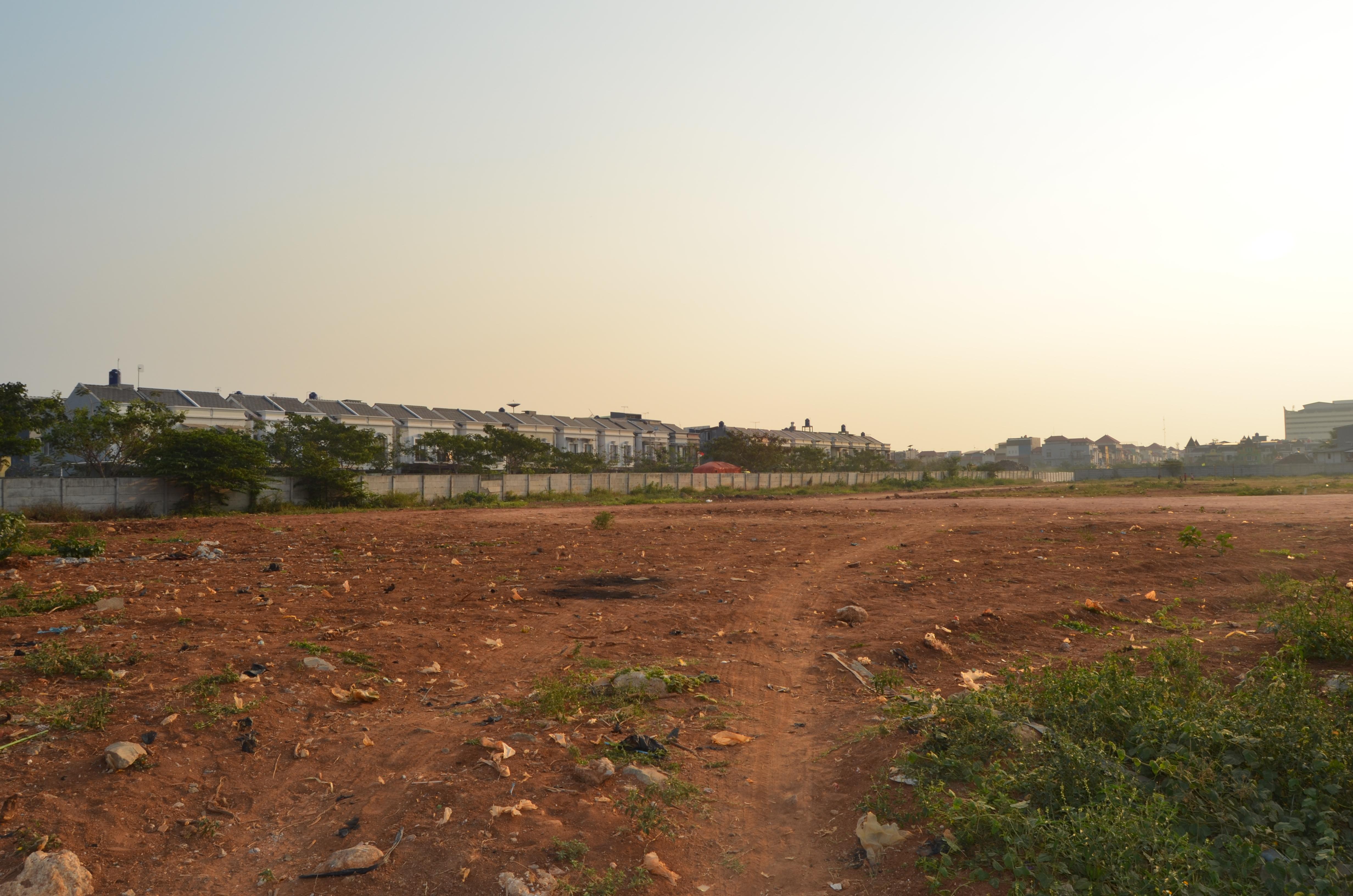 Field Trip (9): One Million Homes Project in Jakarta