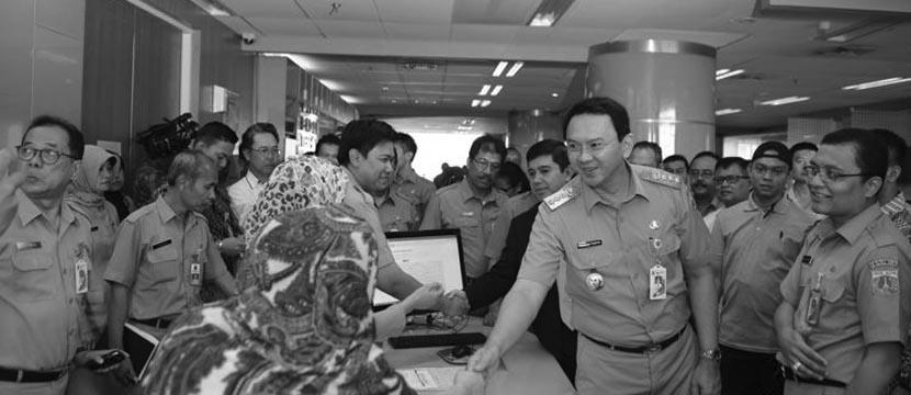 Ahok's Odds in Jakarta's 2017 Gubernatorial Election