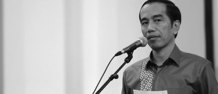 Commander in Chief Jokowi