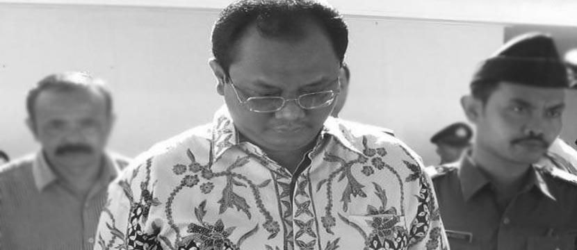The Arrest of Totok Ary Prabowo