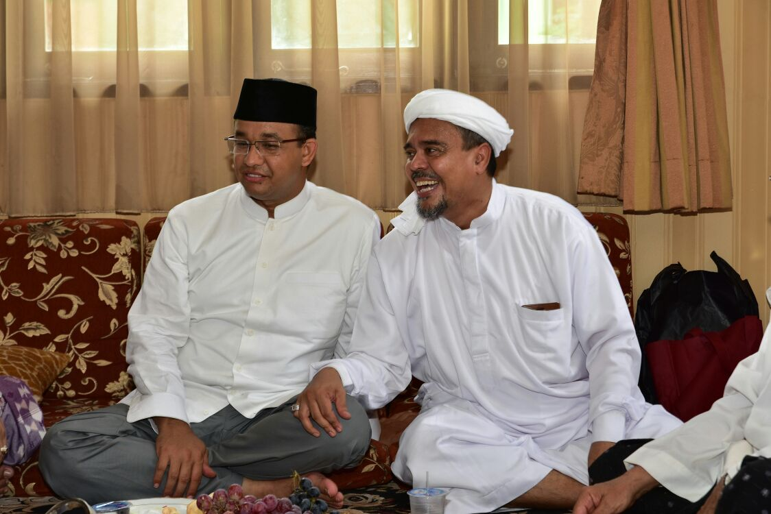 Survey Findings on Anies & the Hardliners