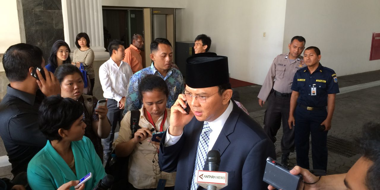 Ahok on the Move