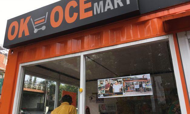 OK OCE Mart and GNPF-MUI?