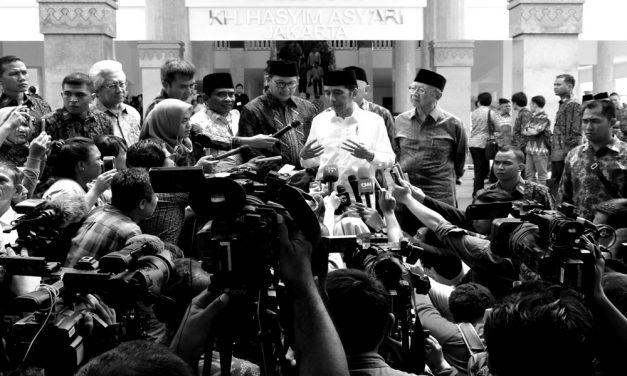 Jakarta Election Runofff: Jokowi Factor