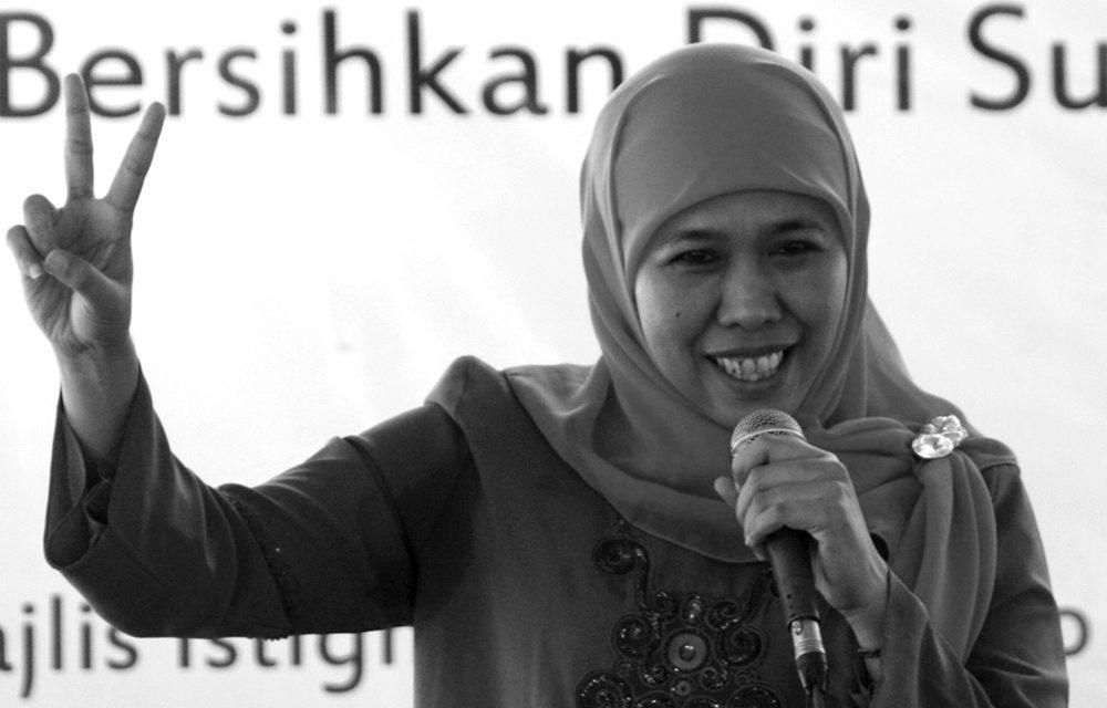 East Java Election: Khofifah's Ticket