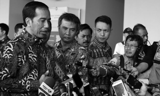 Mapping Jokowi's 2019: Kalimantan