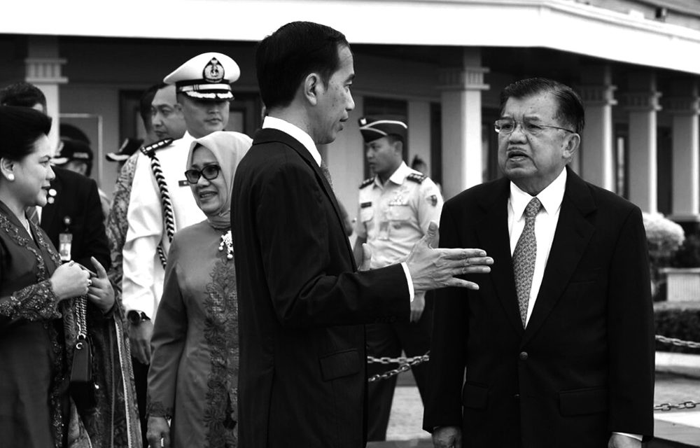 Jokowi-Kalla's Current State of Relationship