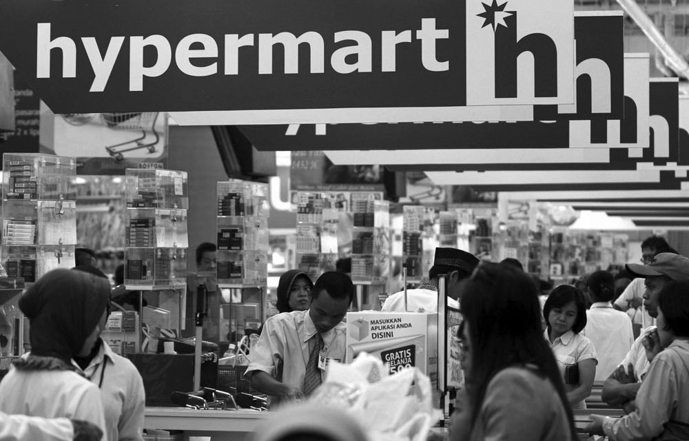 Strong Convenience Stores & Hypermart's Misery