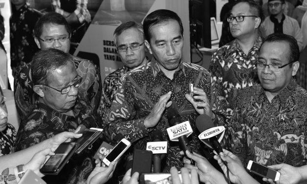 Lawsuits Against Jokowi