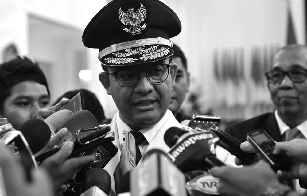 Prabowo's Running Mate Talk