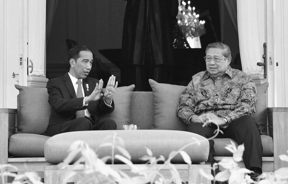 Jokowi & SBY
