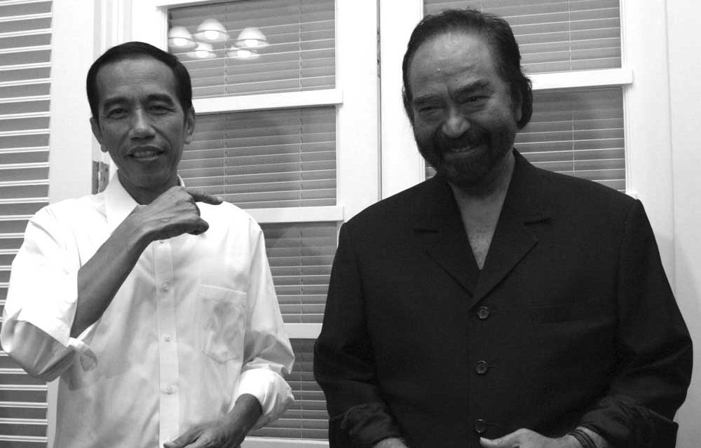 More Support for Jokowi's Re-election Bid