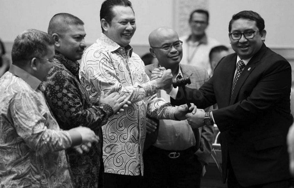 Speaker Bambang Soesatyo?