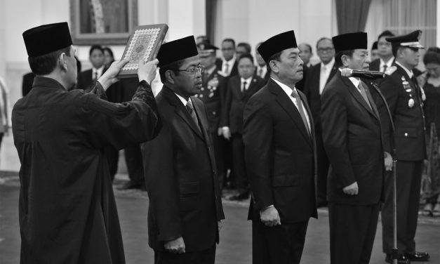 Jokowi's New Guys