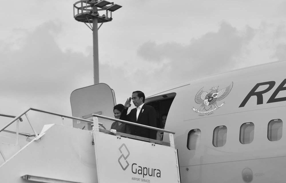 Infrastructure & Jokowi's Electability (3)