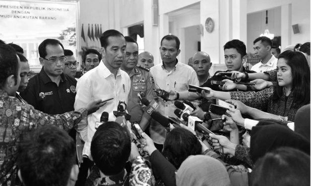 Jokowi's Bully