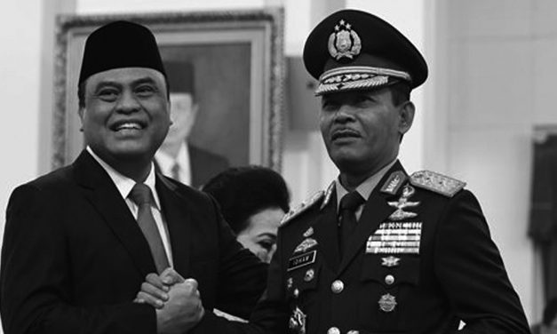 Jokowi's Continued Consolidation of the Police Corps