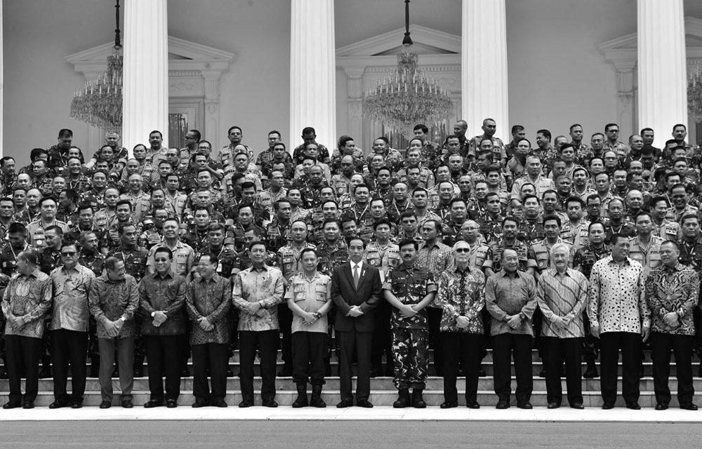 Eko Margiyono & Military Commander Succession (2)