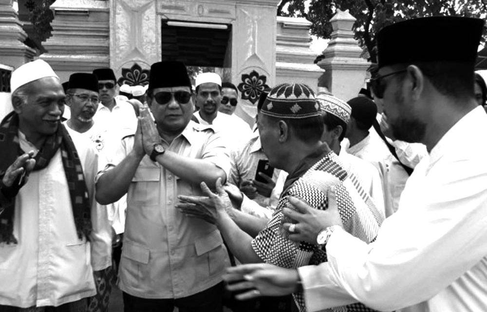 Prabowo & Gerindra's New Ammunitions